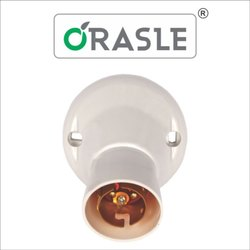 Orasle Plastic Deluxe Angle Holder, For Electrical Fitting, Base Type: B22
