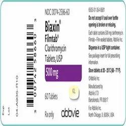 Clarithromycin Antibiotics Tablets