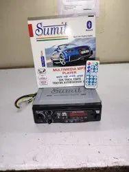 Black SE-137 Multimedia USB MP3 Player, Packaging Type: Box