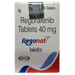 40 Mg Regoratenib Tablets