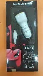 MOQ Dual USB Car Charger, 5 V