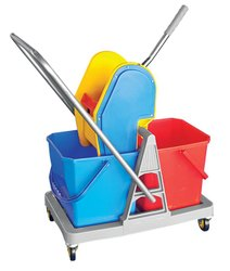 Wringer Mopping Trolleys