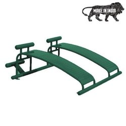 Open Gym Equipment Sit Up Station