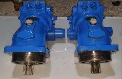 Rexroth A2FM56/61W-VAB181-K Model Hydraulic Motor