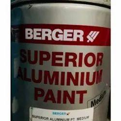 High Gloss Aluminum Aluminium Enamelled Paint