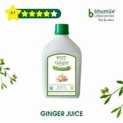 Sugar Free Ginger Juice