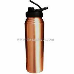 Sipper Pure Copper Water Bottle