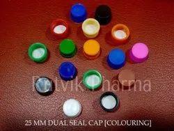 25 mm Dual Seal Cap