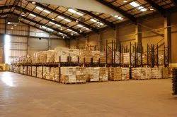 Industrial Break Bulk Warehouse Services