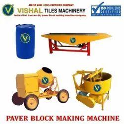Paving Tiles Making Machine