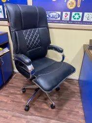 Black High Back Executive Chair