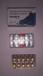 Testosterone Undecanoate Soft Gelatin Capsules