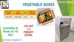 Mangoes / Vegetable 2 Kgs Boxes