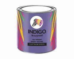 Green Indigo Epoxy Paint, Packaging Size: 1 L