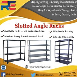 Slotted Angle Racks