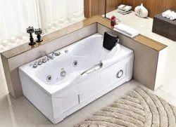 SI001 Jacuzzi Massage Tub Single Seater