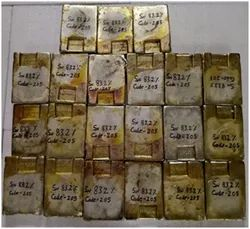 Manufacturers Of Tin And Lead Based Babbitt White Metal Ingots