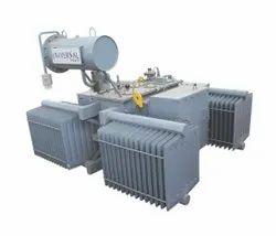 Shreem Three Phase 63 KVA Distribution Transformers