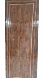 Hinged Glossy PVC Designer Door, Exterior