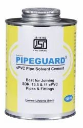 500 Ml PipeGuard Yellow CPVC Pipe Solvent Cement