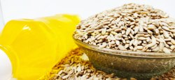 Natural Hulled Sunflower Seeds, Packaging Type: PP Bag, Packaging Size: 25kg