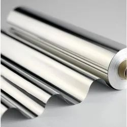 Silver Paper Roll, For Food Packaging, Less than 80