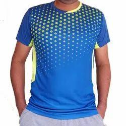 Raze International Printed Mens Sports T-Shirt