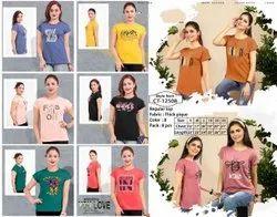 Girls T Shirt CAT 12508