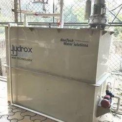 Automatic Sewage Treatment Plant