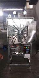 Horizontal Rectangular Autoclave Machine Semi-automatic For Cath Labs Pharma