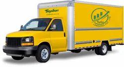 Truck Closed Local Logistics Services