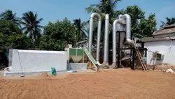 GAE Flash Agro Waste Dryer, Capacity: 1000 Kg To 1500 Kg