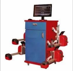 CCD 4 Wheel RF Alignment Machine