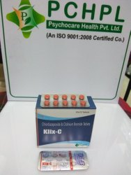 Clidinium Bromide Chlordiazepoxide Tablets ( Klix-c )