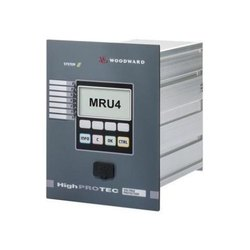 Woodward Highprotec Mru4 Family Voltage Protection Relay Mru4-2a0aaa Mru4-2a0aba Mru4-2a0ata