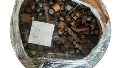 D2 Grade Steel Scrap, Packaging Type: Loose, Bar Offcuts,Ring Offcuts