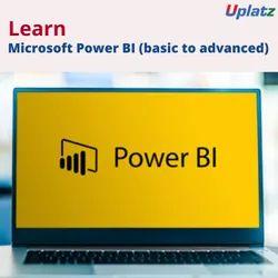 Microsoft Power BI (Basic To Advanced) Training