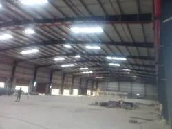 Concrete Frame Structures Industrial Construction Service, in Hyderabad