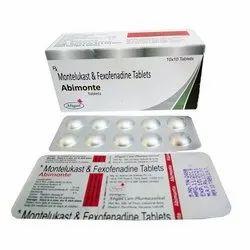 Montelukast And Fexofenadine Tablet