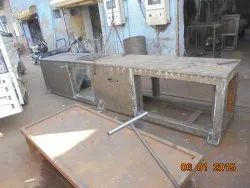Mild Steel Injection Molding Machine Base Frame, in Pan India