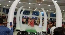 Air Inflatable Teeth Entry Gate