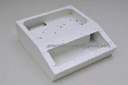 Fabrication Of An Aluminium Enclosure Control Box