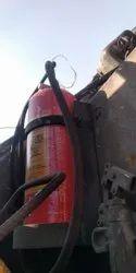 Semi Automatic Fire Suppression System