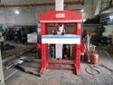 OMKAR Make Hand Operated Hydraulic Press Machine  - 25 Ton