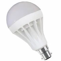 Polycarbonate Round 12W PP Ready LED Bulb