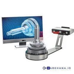 Manufacturing Firm Functional Testing 3d Laser Scanning Services, in Pan India