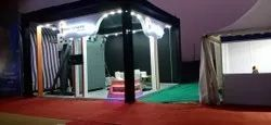 Led Exhibition Designing Services, For Outdoor