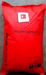 Tylosin Tartrate 100%, Packaging Size: 15 kg, Treatment: Poultry,Fishery