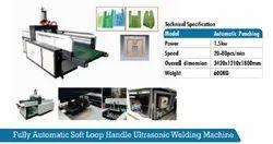 handle bag making machine