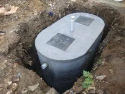 RCC Bio Septic Tank